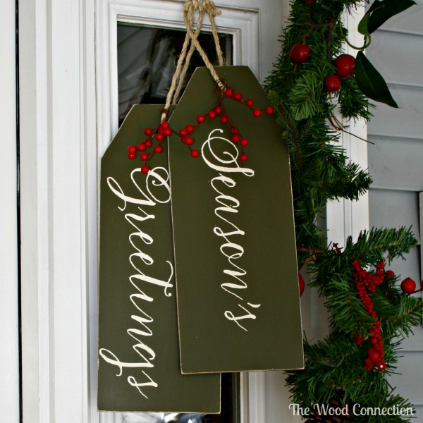 Seasons Greeting Tags