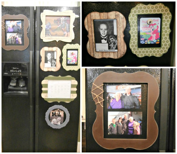 Picture Frame Magnets For Refrigerator Picture Frame Ideas