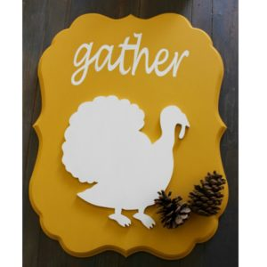 Gather Plaque