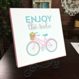 MY CRAFT CHANNEL: PAPERED BOX SIGNS
