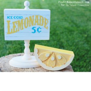 Summer Lemonade Block