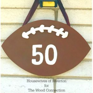 Football Door Decor