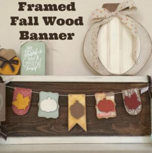 Fall Mantel Favorites